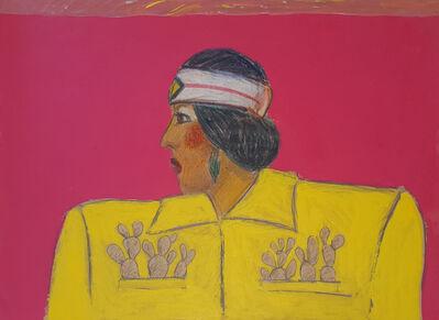 "Gilbert ""Magú"" Luján, 'Untitled'"