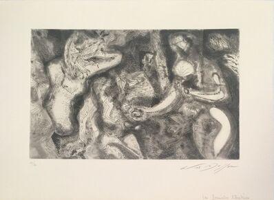 André Masson, 'Les fermières libertines', 1966