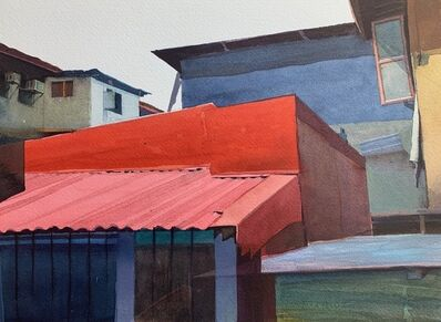 Suhas Bhujbal, 'A Quiet Town #178', 2020