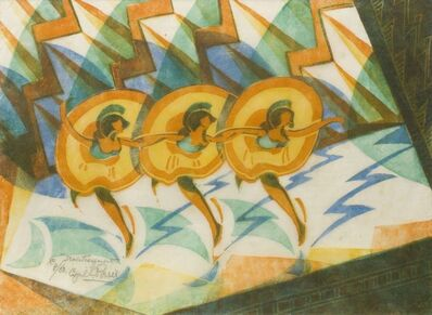 Cyril Power, 'Divertissement', ca. 1932