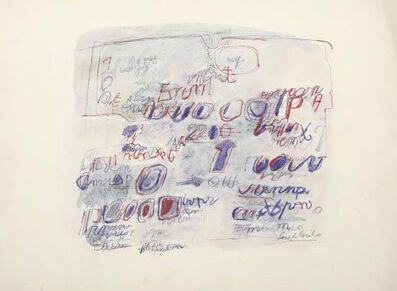 Sarah Grilo, 'Untitled', 1975