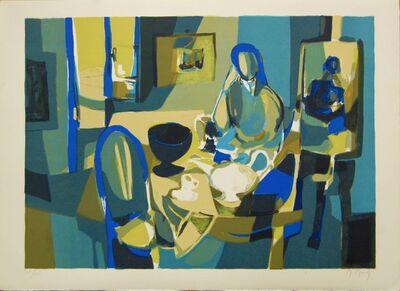 Marcel Mouly, 'Intérieur (Interior)', 1980