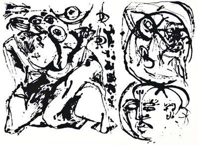 Jackson Pollock, 'Untitled', 1964