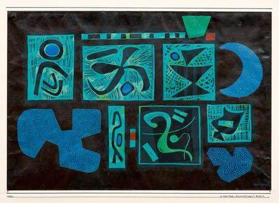 Otto Nebel, 'Abwandlungen', 1968