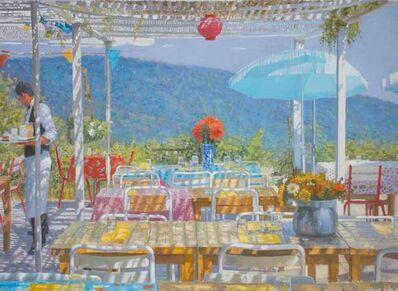Nicholas Verrall, 'Preparing Luncheon, Provence', 2018
