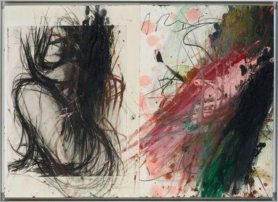 Arnulf Rainer, 'Ohne Titel', 1984