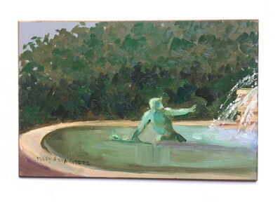 Mary Anna Goetz, 'Detail from the Fountain of Life', 2016