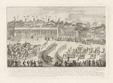 Isidore-Stanislaus-Henri Helman, 'Il est d'usage que ce soit toujours avec le plus... (plate XVIII)', 1783