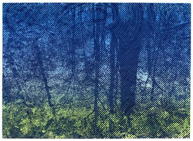 Taro Takizawa, 'Beyond Reflection', 2018