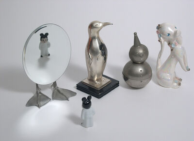 Liliana Porter, 'Them with Silver Penguin', 2007