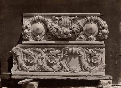 Louis-Emile Durandelle, 'Le Nouvel Opera de Paris, Sculpture Ornementale', 1866-1875