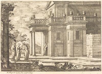 Henri Mauperche, 'Presentation in the Temple'