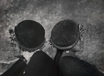 Flor Garduño, 'Marcos y Simona, Candelária, Bolivia', 1990
