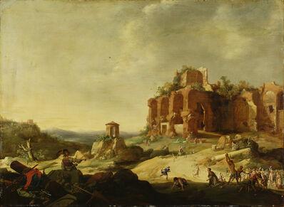 Bartholomeus Breenbergh, 'The Stoning of St. Stephen', 1632