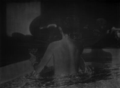 Troy Brauntuch, 'Untitled (Woman in pool)', 2012
