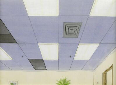 Chris Ballantyne, 'Untitled (Office Interior)', 2004