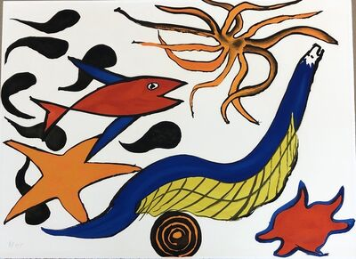 Alexander Calder, 'Our Unfinished Revolution II', 1975-76