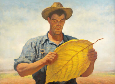James Chapin, 'Boy, That's Tobacco,', 1942