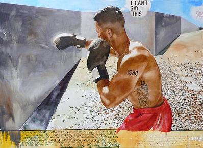 Jack Balas, 'The Wall (La Pared), Nogales (No Puedo Decir Esto) (#1588)', 2018