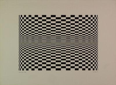 Luiz Sacilotto, 'Untitled', 1975