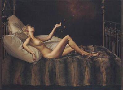 Claudio Bravo, 'Danae ( Fortune Goddess)', 1982