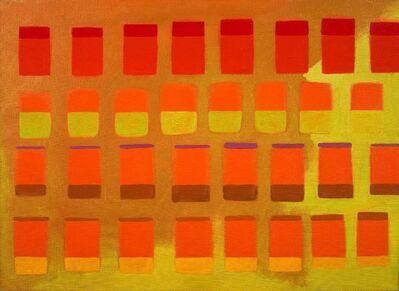 Yvonne Thomas, 'Timed Steps', 1963