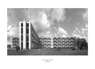 Dionisio Gonzalez, 'Golden Lane Social Housing', 2018