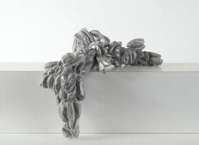 Katrien Vogel, 'Mussel bank', 2014