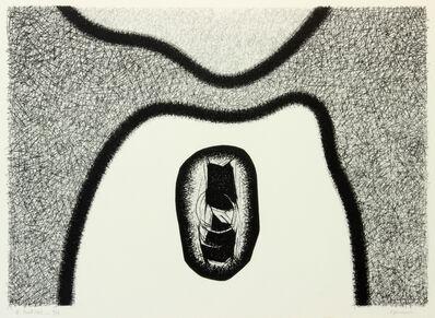Raymond Jonson, 'B-Print', 1965