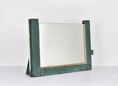 "Pierre Buraglio, '""Miroir-fenêtre""', 2009"