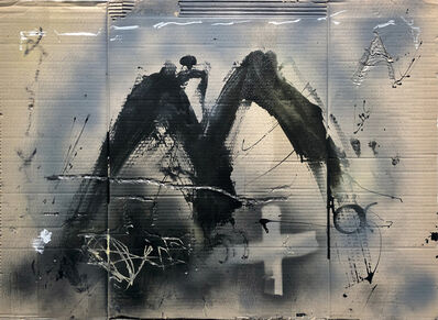 Antoni Tàpies, 'Untitled', ca. 1980