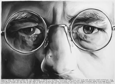 Rinus Van de Velde, 'Conrads eyes', 2014