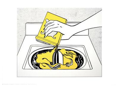 Roy Lichtenstein, 'Washing Machine', 1961