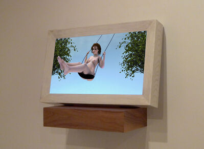 Claudia Hart, 'The Swing (single channel version)', 2010