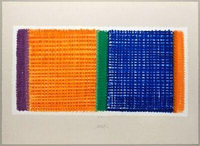 Heinz Mack, 'Links-Rechts', 2013