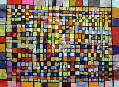 Clark Derbes, 'Quilt Weave XXVII', 2010