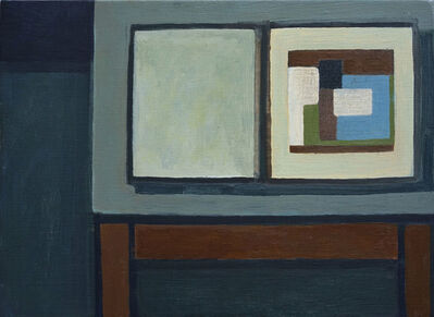 William Wright, 'Painter's Table V', 2018