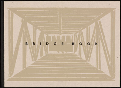 Siah Armajani, 'Bridge Book', 1991