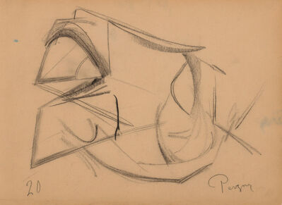 Antoine Pevsner, 'Composition', 1920