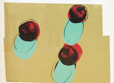 Andy Warhol, 'Apples, from Space Fruit: Still lifes (F. & S. 200)', 1979