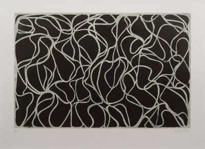 Brice Marden, 'Line Muses', 1999-2001