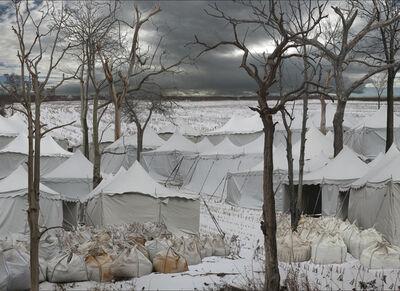 Anthony Goicolea, 'Tents', 2020
