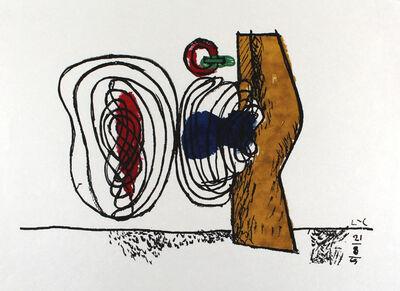 Le Corbusier, 'Les huits', 1963