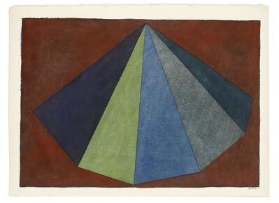 Sol LeWitt, 'Senza titolo', 1985