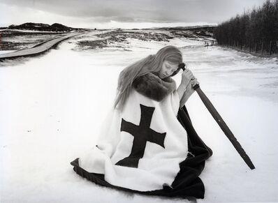 Agnieszka Sosnowska, 'Æsa´s Kingdom, Ekra, Iceland', 2015