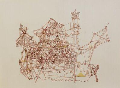 Yuan Wu Zheng  郑元无, 'Odyssey', 2018