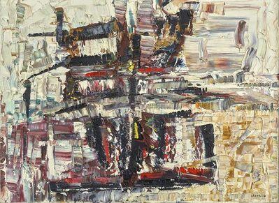 Jean-Paul Riopelle, 'Untitled', 1974