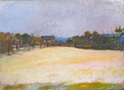 Wolf Kahn, 'Neglected Fields', 1977