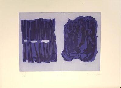 Pietro Consagra, 'Milano', 1972