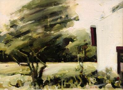 Alex Kanevsky, 'Landscape with White Barn', 1998